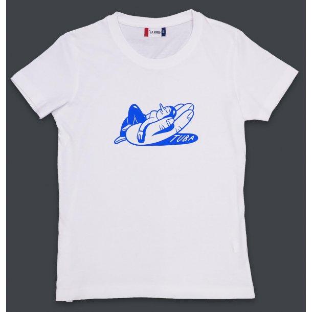 T-shirt: HuskMitNavn