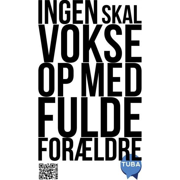 Plakat m. tekst (Størrelse A1)